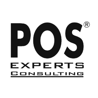 POS Experts logo gray